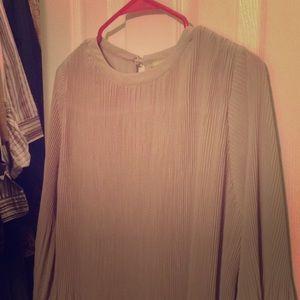 Gianni Bini Micro Pleated Dress